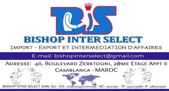 BISHOP INTER SELECT